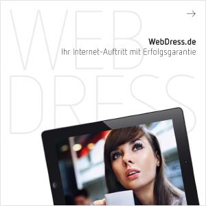 WebDress-Broschuere